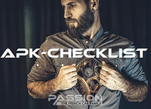 APK-checklist