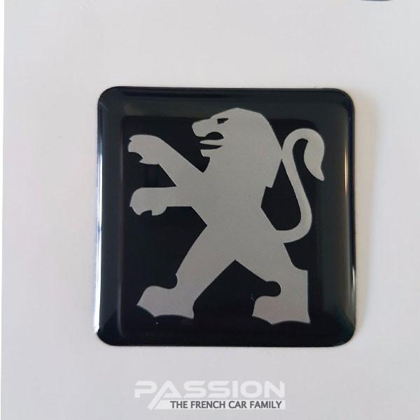 Kleppendeksel embleem Peugeot